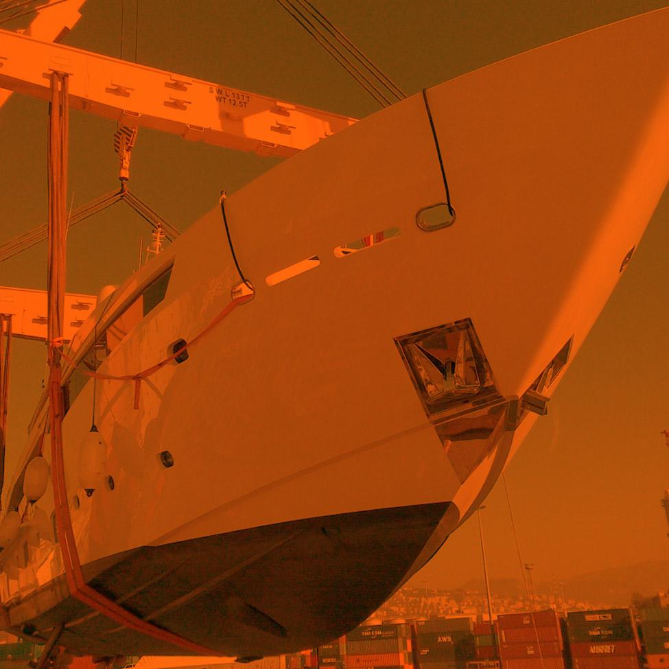 Marine logistic Intertransport